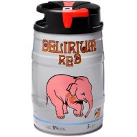 Пиво Delirium Red mini keg 5 л