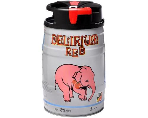 Пиво Delirium Red mini keg 5 л