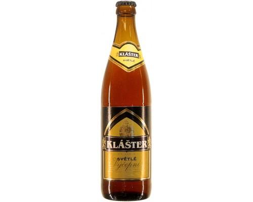 Пиво Klaster Svetle 0.5 л