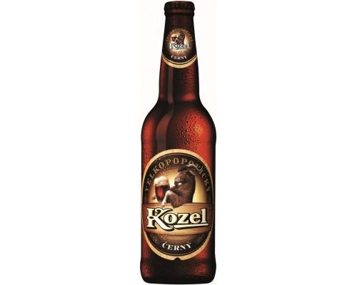 Пиво Велкопоповицкий Козел Темное (Россия) 0.5 л