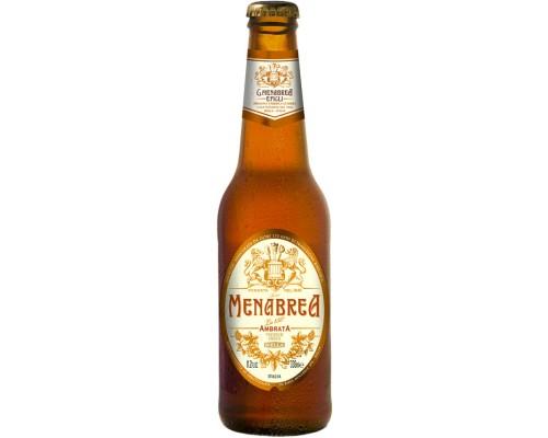 Пиво Menabrea La 150° Ambrata 0.33 л
