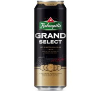 Пиво Kalnapilis Grand Select in can 568 мл