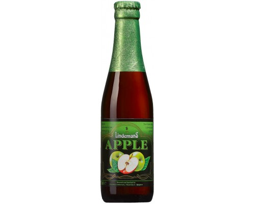 Пиво Lindemans Apple 250 мл