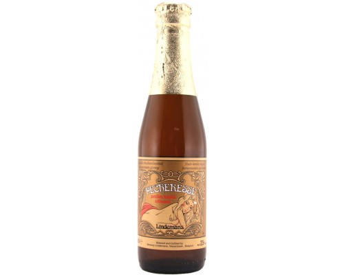 Пиво Lindemans Pecheresse 250 мл