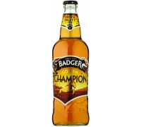 Пиво Badger Golden Champion 0.5 л