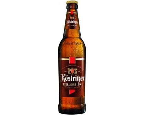 Пиво Kostritzer Kellerbier 0.5 л