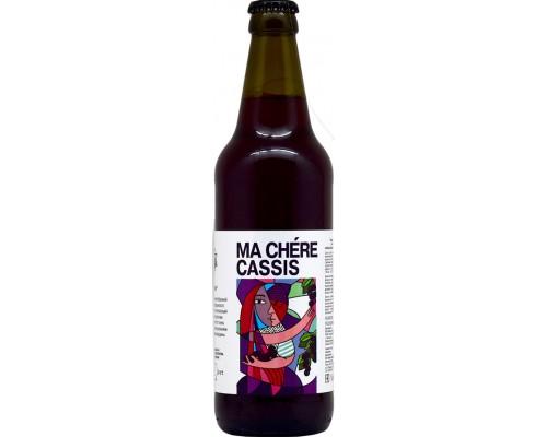 Пиво Konix Brewery Ma Cherie Cassis 0.5 л