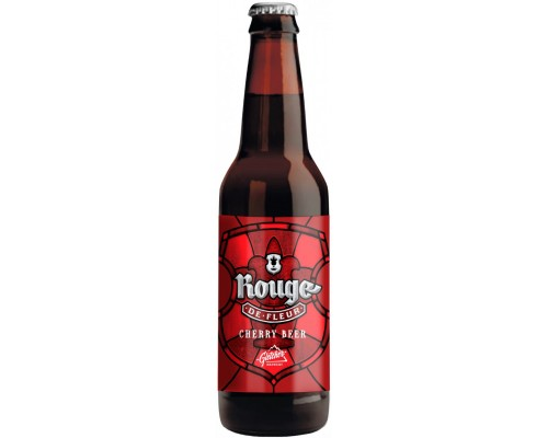Пиво Gletcher Rouge De Fleur 0.5 л