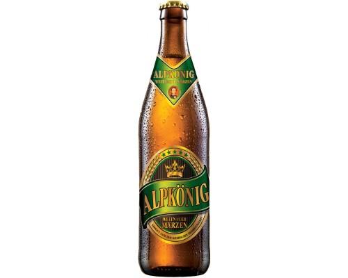 Пиво Alpkonig Weitnauer Marzen 0.5 л