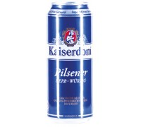 Пиво Kaiserdom Pilsener Premium in can 0.5 л