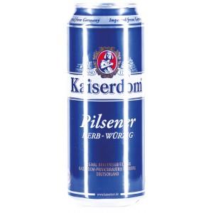 Пиво Kaiserdom Pilsener Premium in can 0.5 л