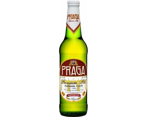 Пиво Praga Premium Pils 0.5 л