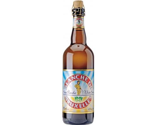 Пиво Lefebvre Blanche de Bruxelles 0.75 л