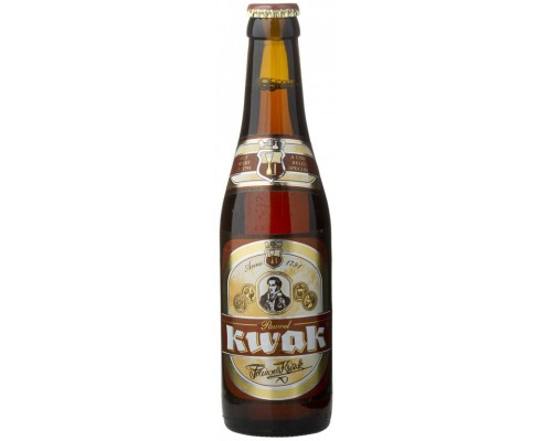 Пиво Bosteels Pauwel Kwak 0.33 л