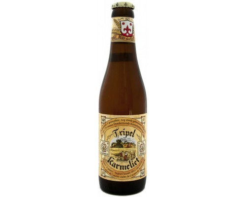 Пиво Bosteels Tripel Karmeliet 0.33 л