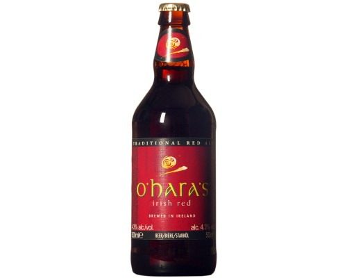Пиво Carlow O'Hara's Irish Red 0.5 л
