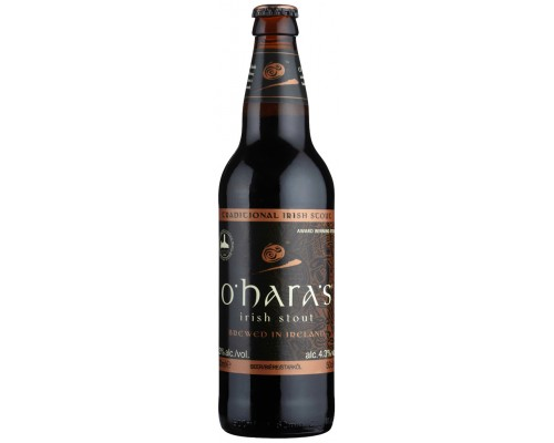 Пиво Carlow O'Hara's Irish Stout 0.5 л