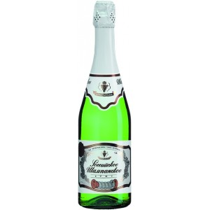 Игристое вино Российское шампанское Брют