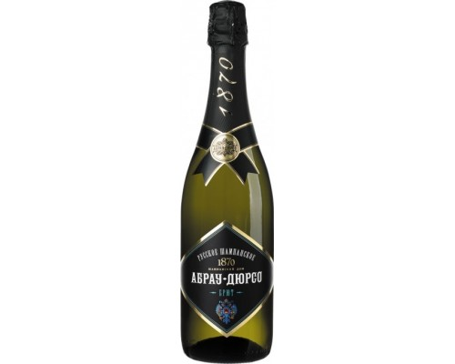 Игристое вино Абрау-Дюрсо Брют