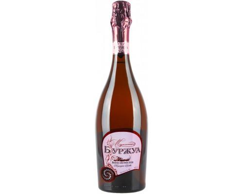 Игристое вино Буржуа Мускатное розовое