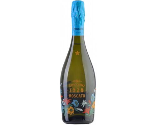 Игристое вино Cavicchioli Moscato