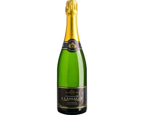Шампанское J. Lassalle Preference Brut Premier Cru Chigny-Les-Roses