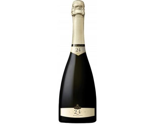 Игристое вино Gancia Cuvee 24 Millesimato Asti DOCG Metodo Classico