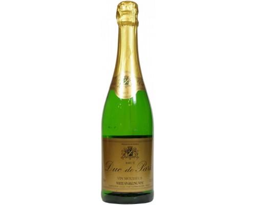 Игристое вино Duc de Paris Brut