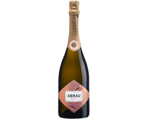 Игристое вино Абрау Лайт Розовое