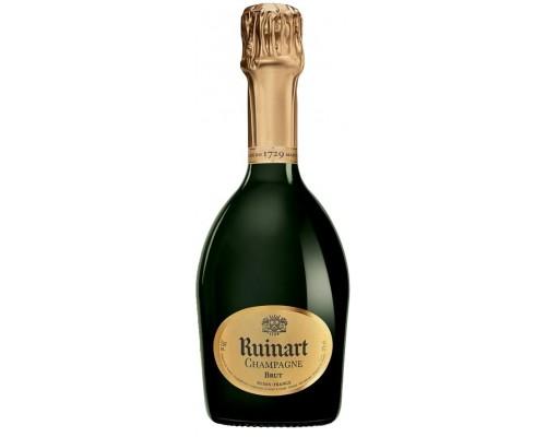 Шампанское «R» de Ruinart Brut 375 мл