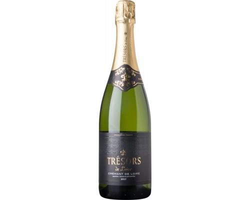 Игристое вино Joseph Verdier Tresors de Loire Brut Cremant de Loire AOC