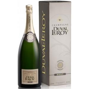 Шампанское Duval-Leroy Brut gift box