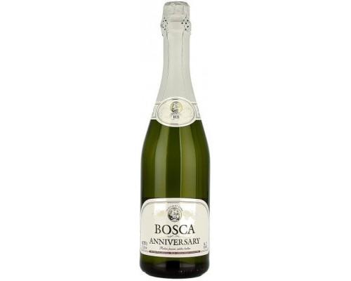 Игристое вино Bosca Anniversary Semi-Sweet White Label