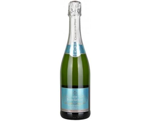 Игристое вино Charles de Fere Cuvee Jean-Louis Blanc de Blancs Demi-Sec