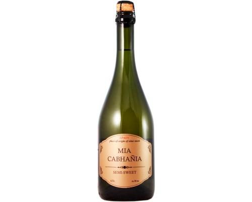 Игристое вино Mia Cabhania Sparkling semi-sweet