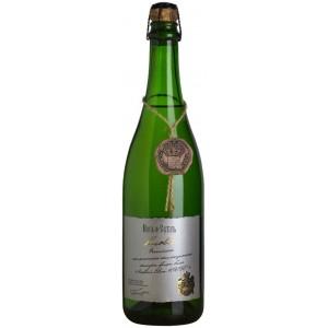 Игристое вино Российское Шампанское Коллекционное Экстра Брют Новый Свет Кюве