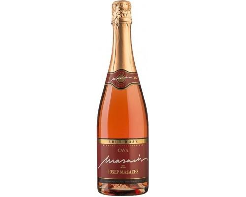 Игристое вино  Masachs Brut Rose Cava DO
