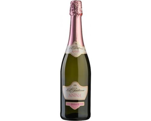 Игристое вино Le Contesse  Dolce Anna