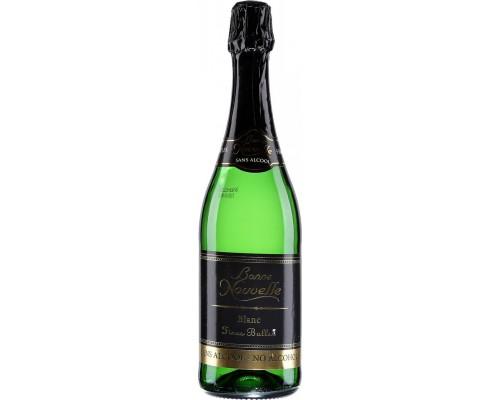 Игристое вино Bonne Nouvelle Blanc Fines Bulles