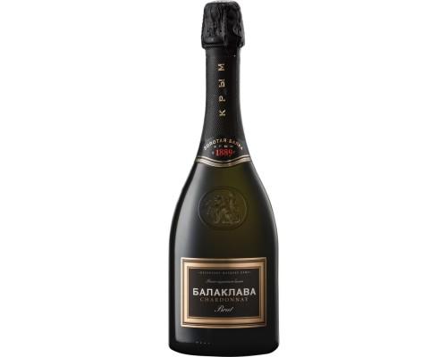 Игристое вино Балаклава Шардоне Брют