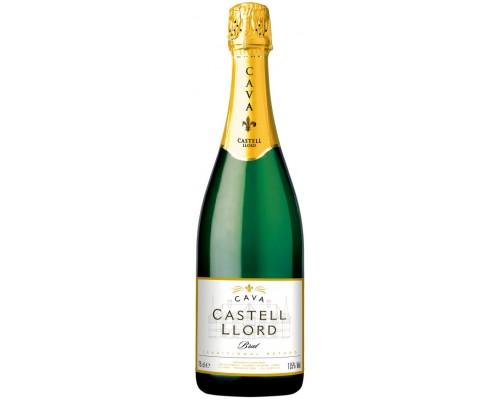 Игристое вино Castell Llord Cava Brut DO