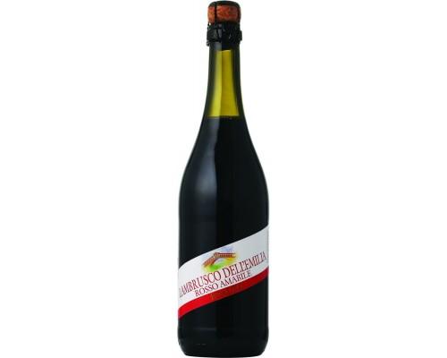 Игристое вино Contri Spumanti Rialto Rosso Amabile Lambrusco dell'Emilia IGT