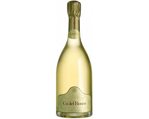 Игристое вино Franciacorta Brut DOCG Cuvee Prestige