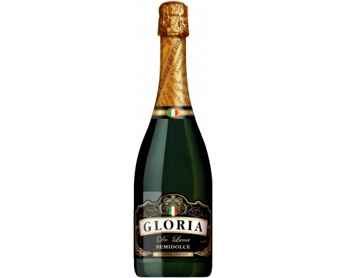 Игристое вино Gloria de Luna Rose Semidolce