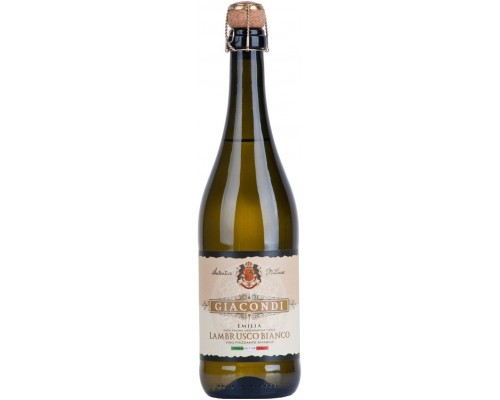 Игристое вино Giacondi Lambrusco Bianco Emilia IGT