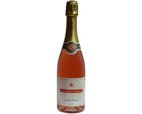 Игристое вино Charles Ninot Cuvee Rose Brut