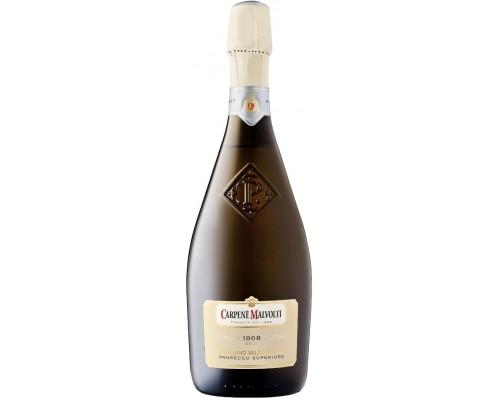 Игристое вино Carpene Malvolti 1868 Brut Conegliano Valdobbiadene Prosecco Superiore DOCG