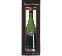 Игристое вино Segura Viudas Cava Brut Reserva Heredad gift box
