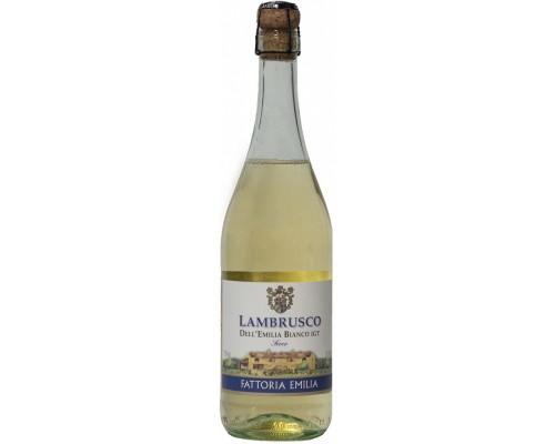 Игристое вино Fattoria Emilia Bianco Secco Lambrusco dell'Emilia IGT