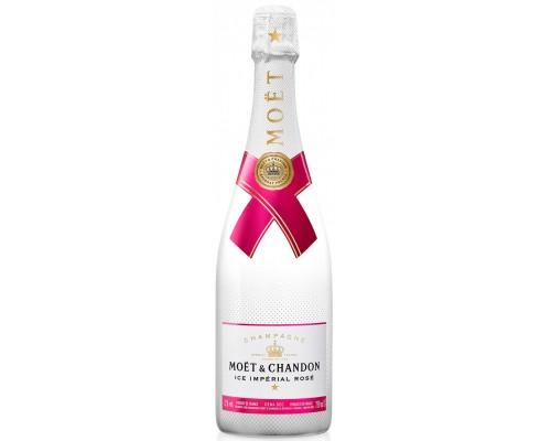 Шампанское Moet & Chandon Ice Imperial Rose